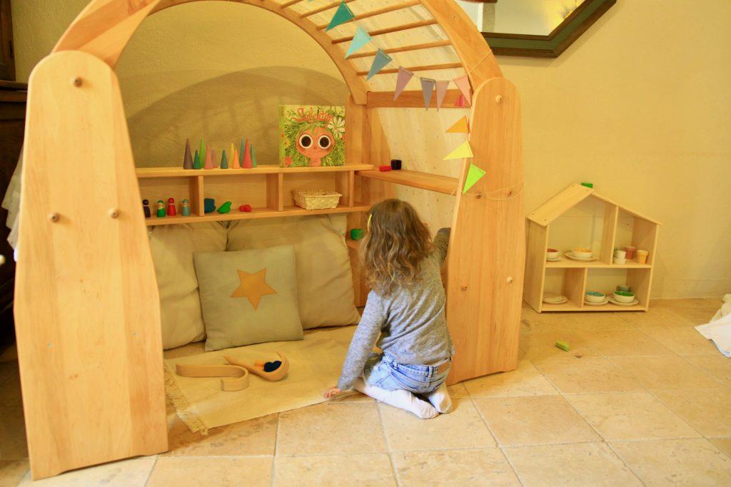 Espacio escuela infantil Montessori Escola Natura