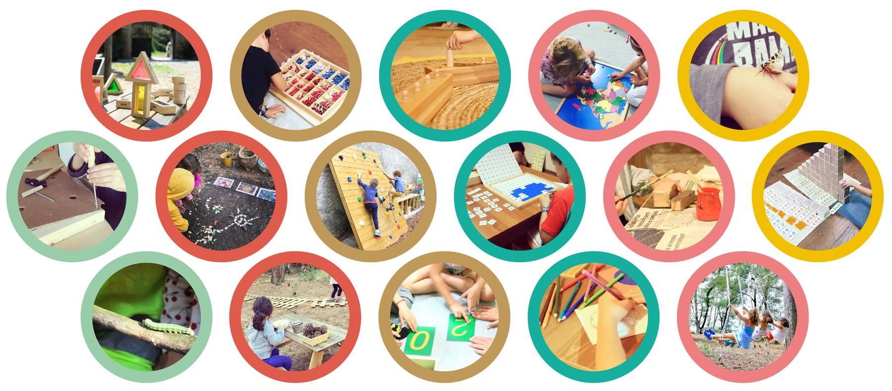 Bases pedagógicas de la educación Montessori